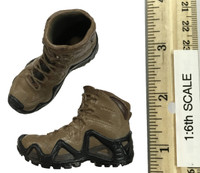 US Navy Seal Team Six K9 Halo Jumper - Boots w/ Ball Joints