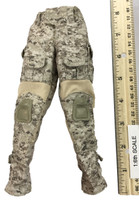 US Navy Seal Team Six K9 Halo Jumper - Pants w/ Built in Kneepads