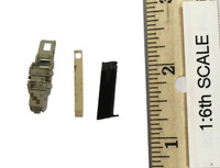 US Navy Seal Team Six K9 Halo Jumper - Single Pistol Mag w/ Pouch