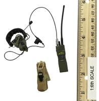 Navy Seals Sniper - Radio w/ Pouch