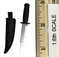 Painkiller Jane - Knife w/ Sheath