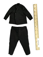 Alfred Hitchcock - Large Black Dress Suit (See Note)