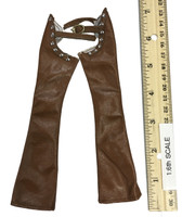 Sexy Cowgirl Clothing Sets - Chaps (Brown)
