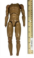 Chinese Action Star Mark - Nude Body w/ Hand Joints