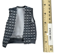 Chinese Action Star Mark - Grey Vest