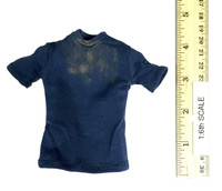 Officer Zombie - Blue Short Sleeve Shirt (See Note)