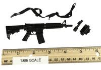 The Masked Mercenaries - Rifle (M4)