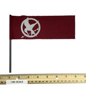 The Hunger Games: Mockingjay - Katniss Everdeen - Flag