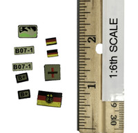 KSK Assaulter Kommando Spezialkrafte - Patches