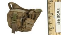 Digital Camouflage Women Soldier: Max - Shoulder Bag
