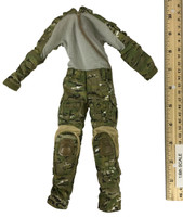 FBI Hostage Rescue Team (Field Operation Version) - Combat Coverall Suit