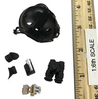 U.S. Navy - Helmet w/ Accessories