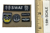 Blue Steel Commandos: SWAT - Patches