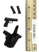 Blue Steel Commandos: SWAT - Pistol (QBZ95) w/ Holster