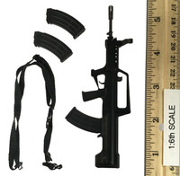 Blue Steel Commandos: SWAT - Rifle (QBZ95)