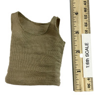Soldier of Fortune 4 - Light Brown Tank Top
