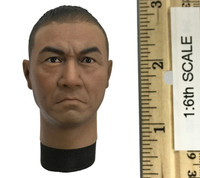 China Military Spirit - Head (Angry Expression) w/ Neck Joint
