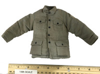 China Military Spirit - Grey Uniform Shirt / Jacket (Padded)