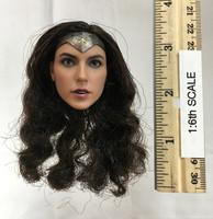 Batman v Superman: Wonder Woman - Head (No Neck Joint) (See Note)