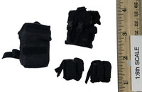 Metropolitan Police Service Specialist Firearms Command - Pouch Set