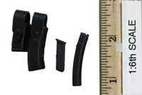 Metropolitan Police: Armed Police Officer - Ammo Pouch w/ Ammo