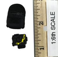 Metropolitan Police: Armed Police Officer - Body Camera w/ Pouch