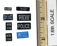 Metropolitan Police: Armed Police Officer - Patches