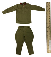 Soviet Red Army Infantry Equipment Set - Uniform