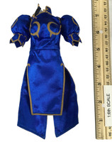 Street Fighter Chun Li - Cheongsam (Blue)