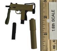 Dark Zone Agent: Tracy - Machine Pistol (MAC-11)