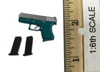 Dark Zone Agent: Tracy - Pistol (G26) (Blue)