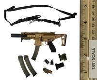 Dark Zone Agent: Tracy - Submachine Gun (SIG MPX-X) (Gold)