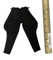 WWII SS Guard Officer Suit Set - Black Riding Pants