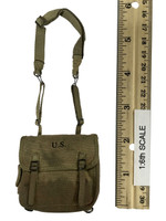 "2nd Armored Division ""Hell On Wheels"" Sgt. Donald (Special Edition) - Musette Bag (Weathered)"