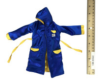 Mike Tyson: Olympic Edition - Blue Everlast Robe