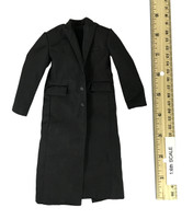 Deputy Town Marshall - Long Black Coat / Duster