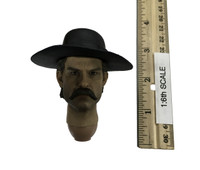 Deputy Town Marshall - Head w/ Hat & Neck Joint (Russell)  (See Note)