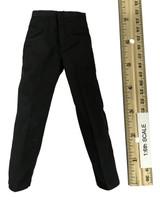 Deputy Town Marshall - Black Western Pants