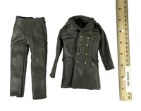U-Boat Captain - Leather Jacket & Pants