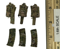 Seal Team Six - Mags (HK416) w/ Pouches