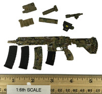 Seal Team Six - Rifle (HK416D) (Version 2)