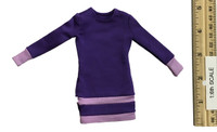 Mystery Girls Set: Daphne - Dress (Purple)