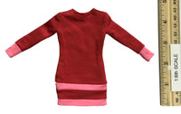 Mystery Girls Set: Daphne - Dress (Red)