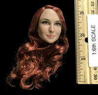Mystery Girls Set: Daphne - Head (No Neck Joint) (Red Hair)
