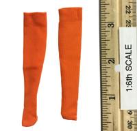Mystery Girls Set: Velma - Socks (Orange)