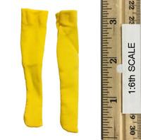 Mystery Girls Set: Velma - Socks (Yellow)
