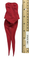 Bunny Girl Waitress Suit Sets - Dress (Red)