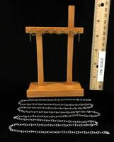 Gothic Armor (Silver) - Storage Rack w/ Chain