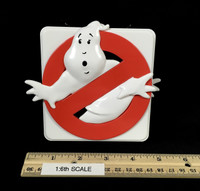 Ghostbusters - Ghostbusters Sign (Electronic) (Limit 1)