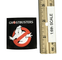 Ghostbusters: Peter Venkman - Ghostbusters Logo Sticker